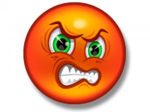 Angry 1
