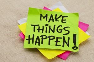 Make-happend