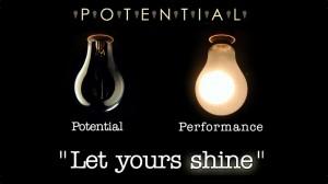 Potential-shine