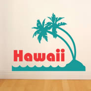 Hawaii-palm